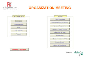 Organization meeting